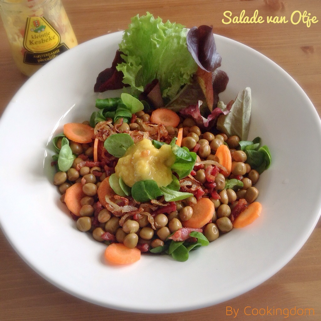 Captain's diner salade by Cookingdom