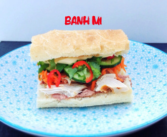 Banh mi, by Cookingdom