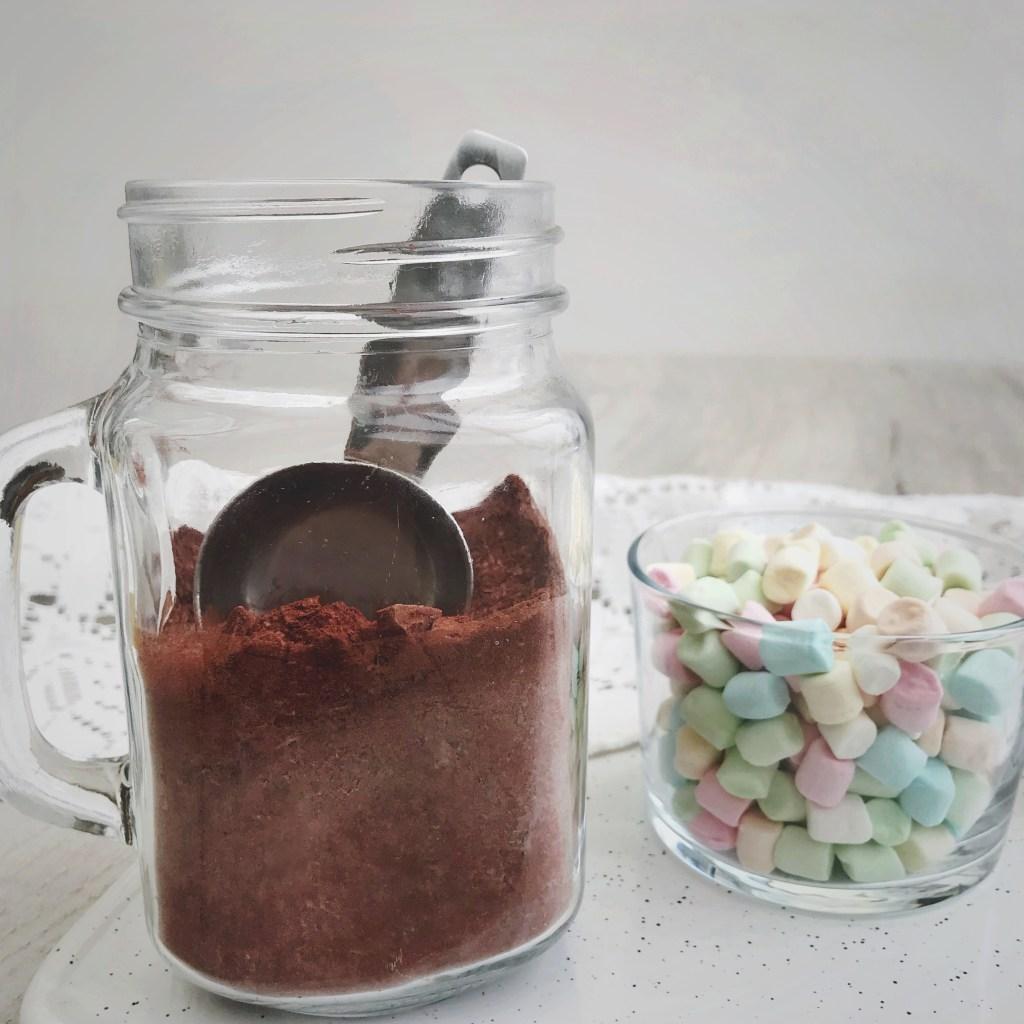 Mix voor warme chocolademelk