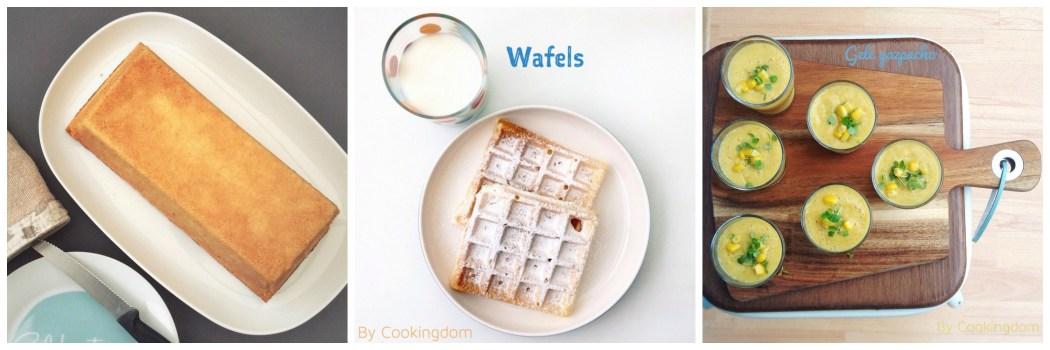 Paas recepten, By Cookingdom