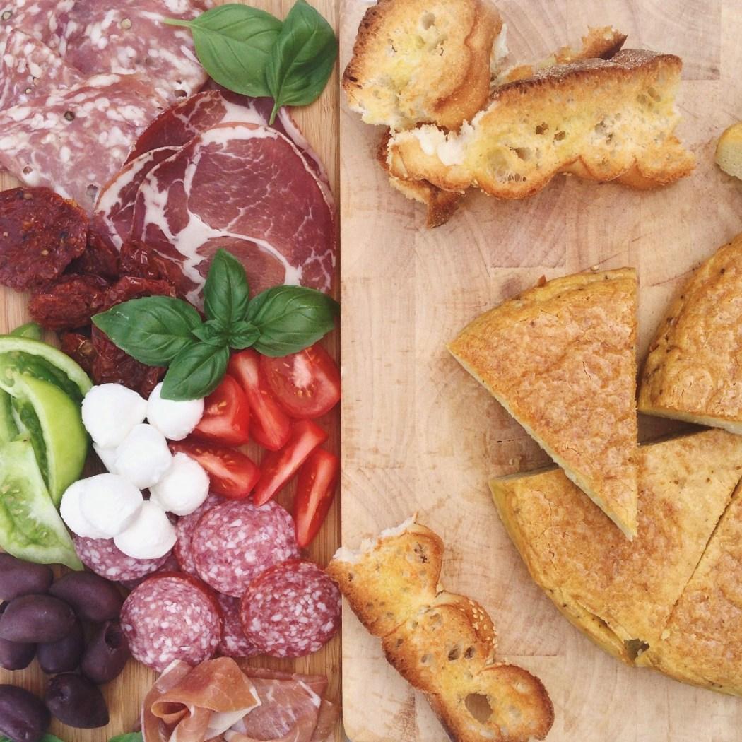 Frittata met antipasti, by Cookingdom