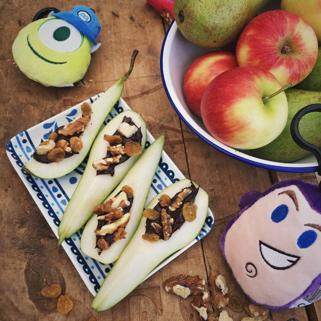 Smulfruit, gezond met Disney
