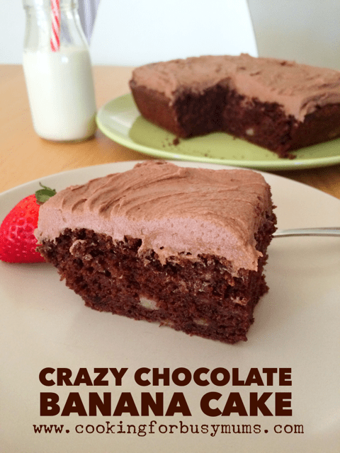 crazy chocolate cake top 10 recipes for 2015 cooking for busy mums 3168