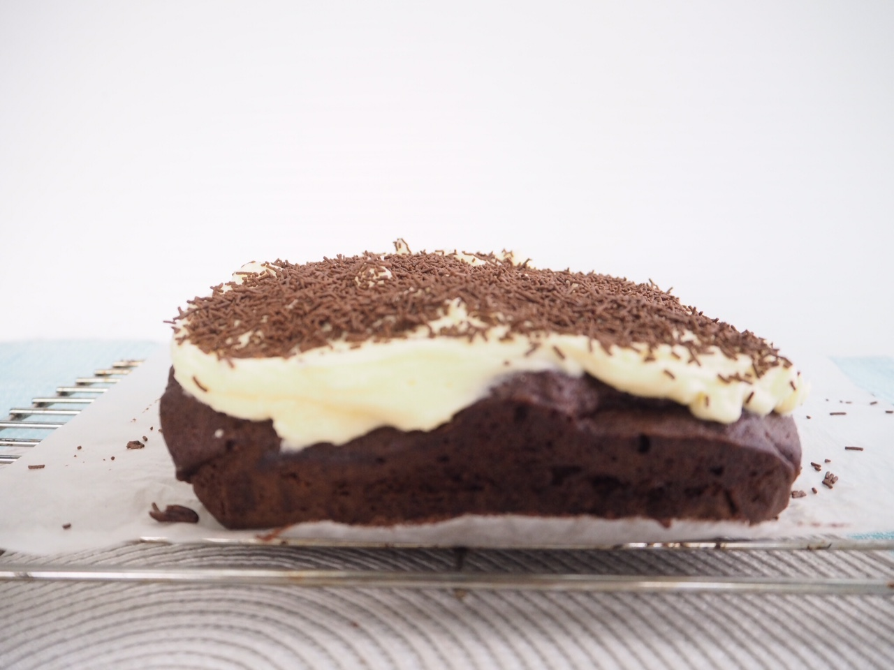 Microwave Chocolate Cake - Cooking for Busy Mums