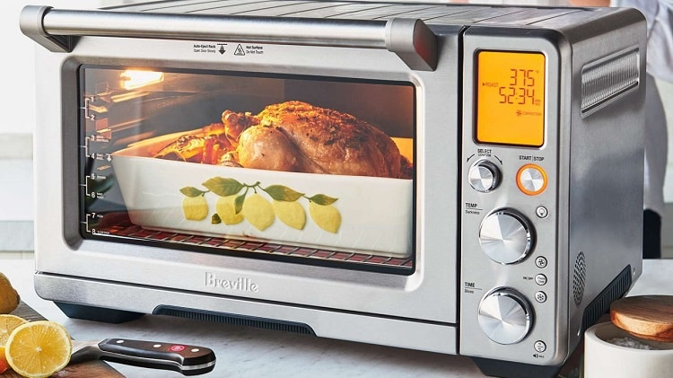 the 5 best air fryer toaster ovens for