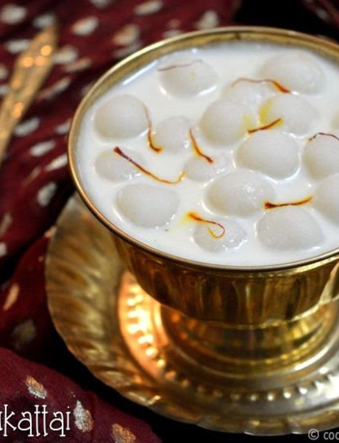 Paal Kozhukattai | Ganesha Chathurdhi Special Recipes