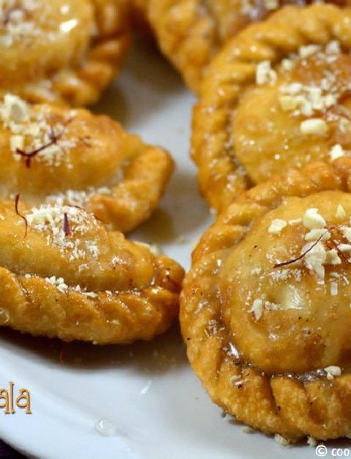 Chandrakala | Suryakala | Diwali Special Recipes