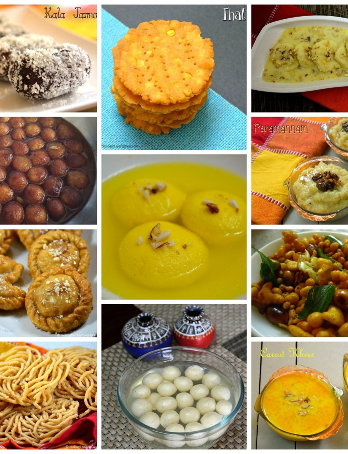 Deepavali Special Recipes – A round-up!