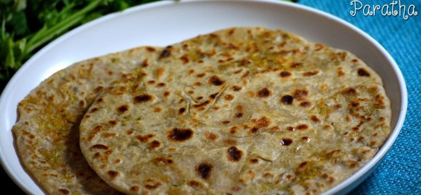 Gobi Paratha | Cauliflower Paratha | Paratha Recipes