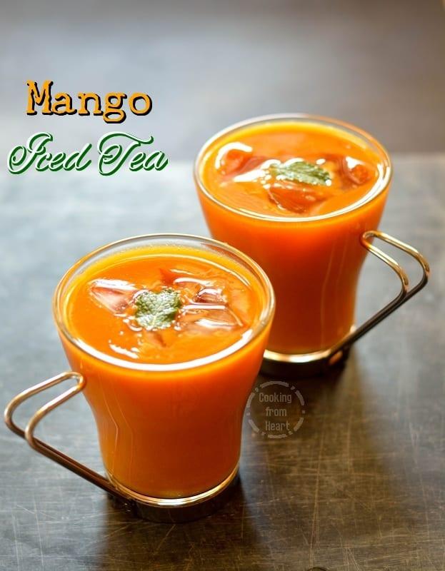 Mango Ice Tea 3b