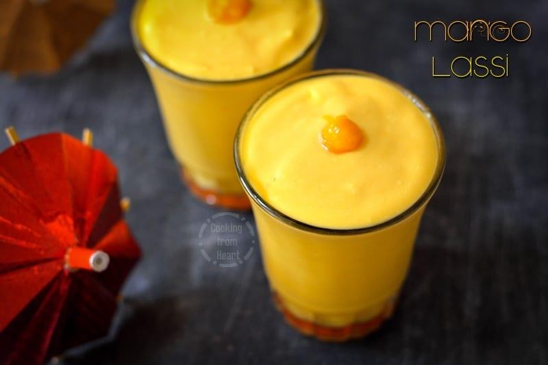 Mango Lassi 5