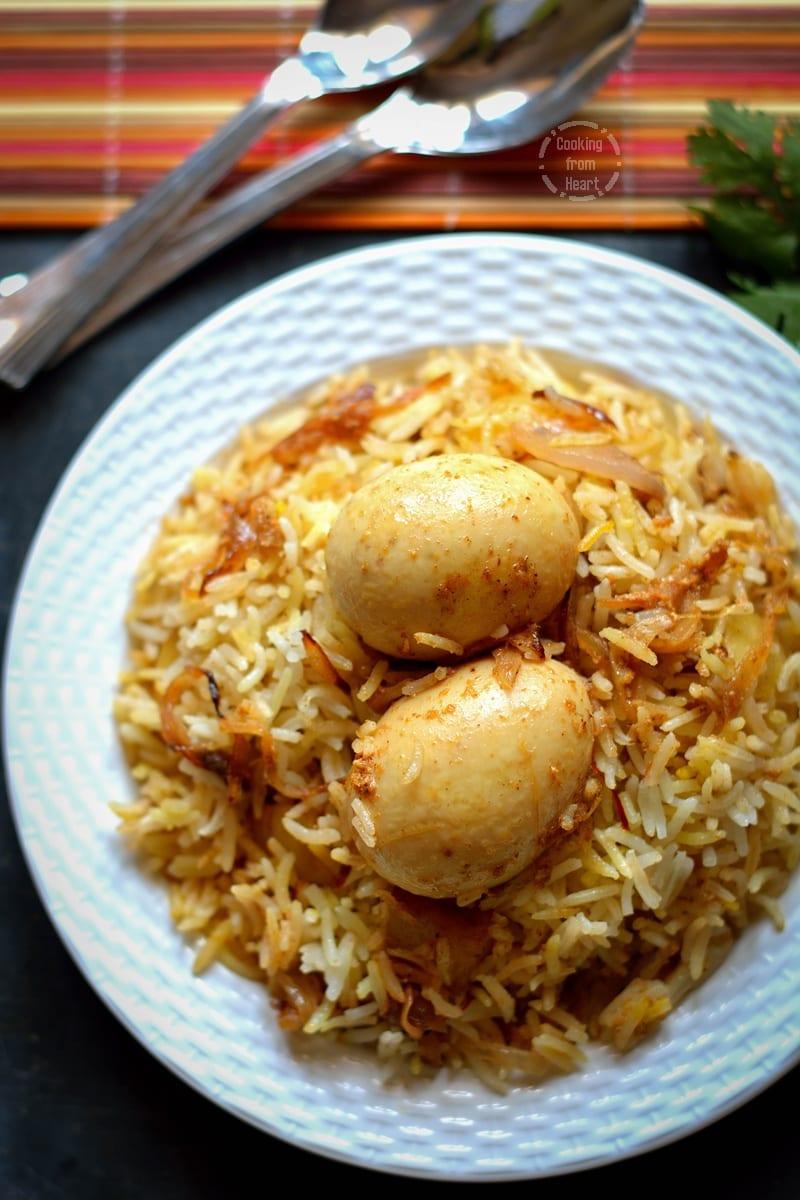 Kolkatta Egg Dum Biryani (3)