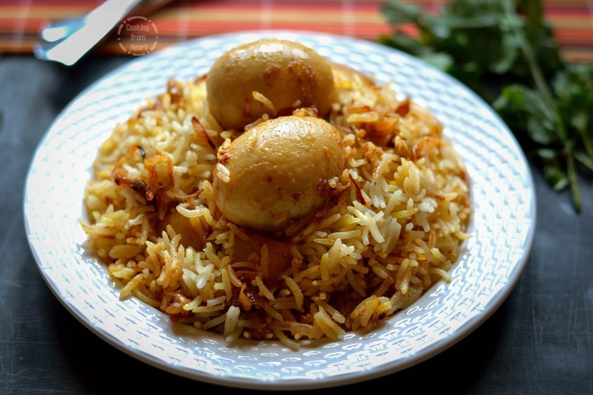 Kolkatta Egg Dum Biryani (4)