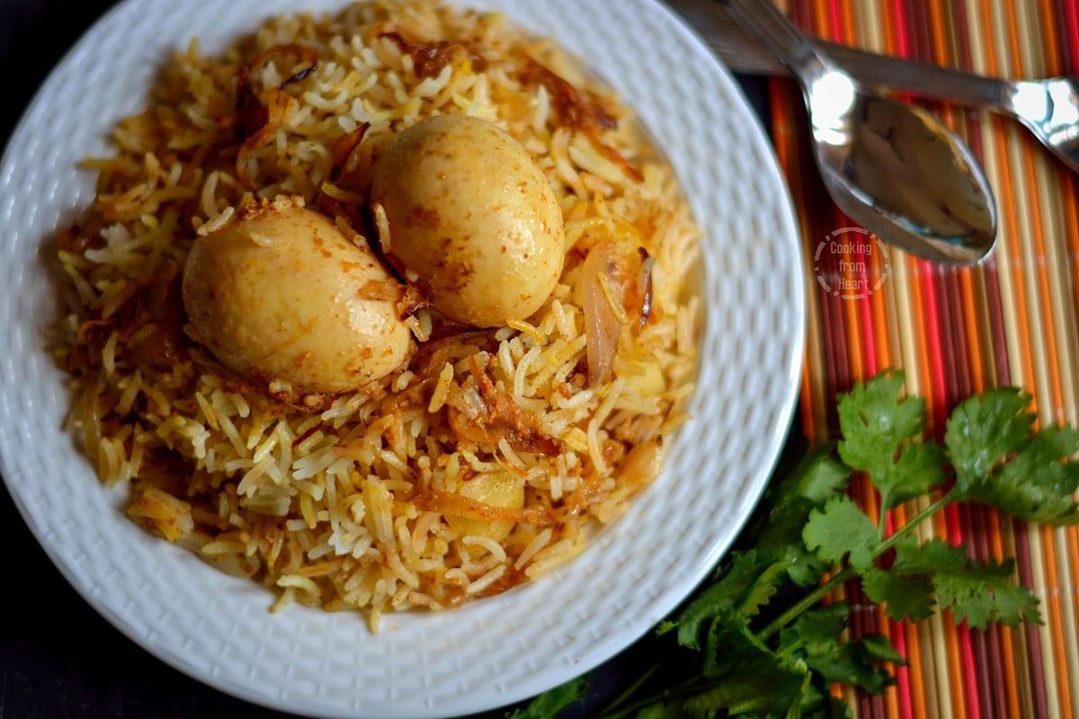 Kolkatta Egg Dum Biryani (6)