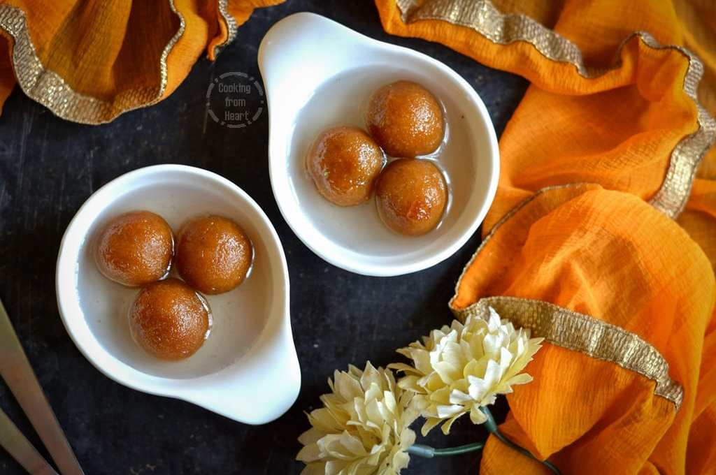 Bread Gulab Jamun | Instant Gulab Jamun | Diwali Special Recipes