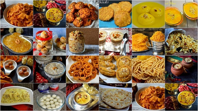 Diwali Special Recipes – A Round-up!