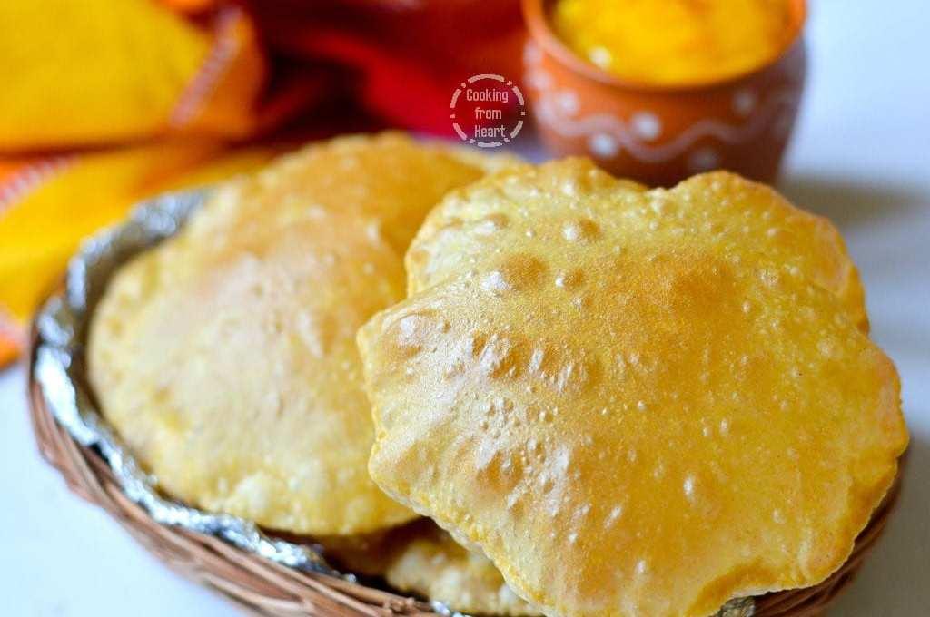Aam Ki Puri | Mango Poori