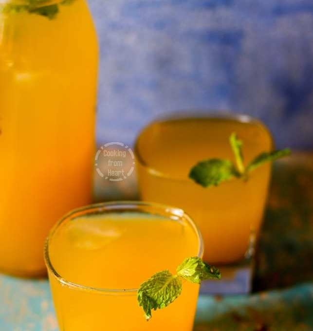 Aam Panna | Raw Mango Cool Drink