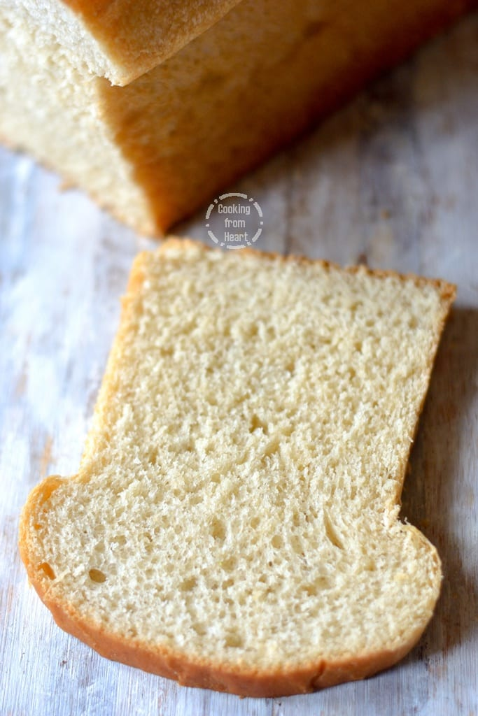 Semolina Wheat Bread