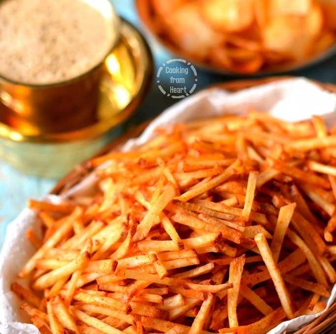 Maravalli Kizhangu Chips   Tapioca Chips