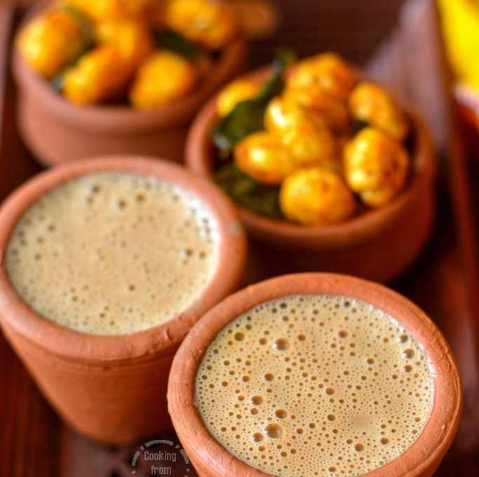 Adrak Chai   Indian Ginger Tea