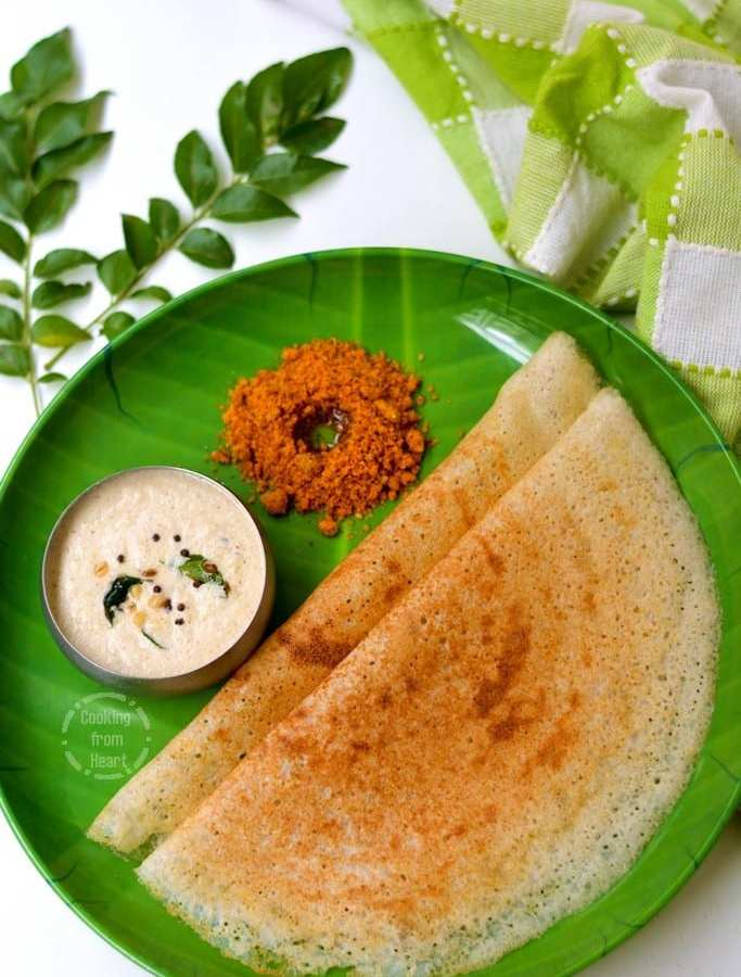 Crispy Dosa | How to make Dosa Batter at Home