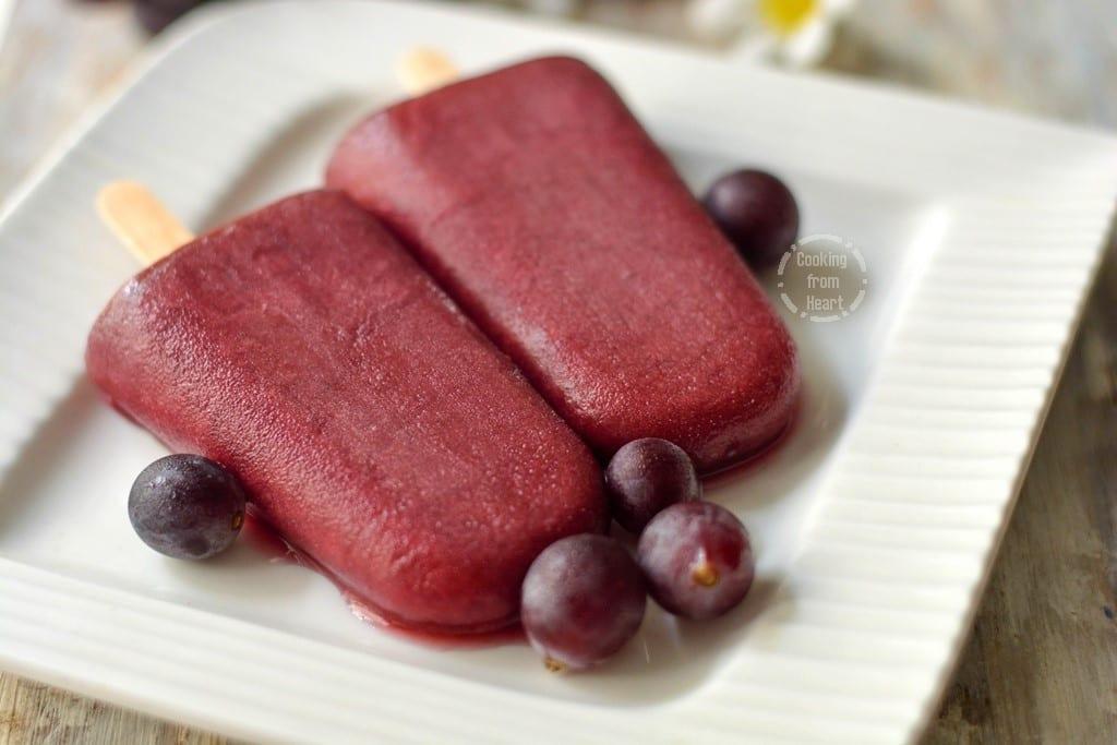Fresh Grape Ice