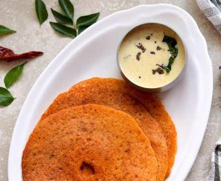 Oats Adai | Oats Lentils Pancake