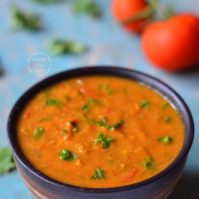 Tomato Kurma | Thakkali Kurma