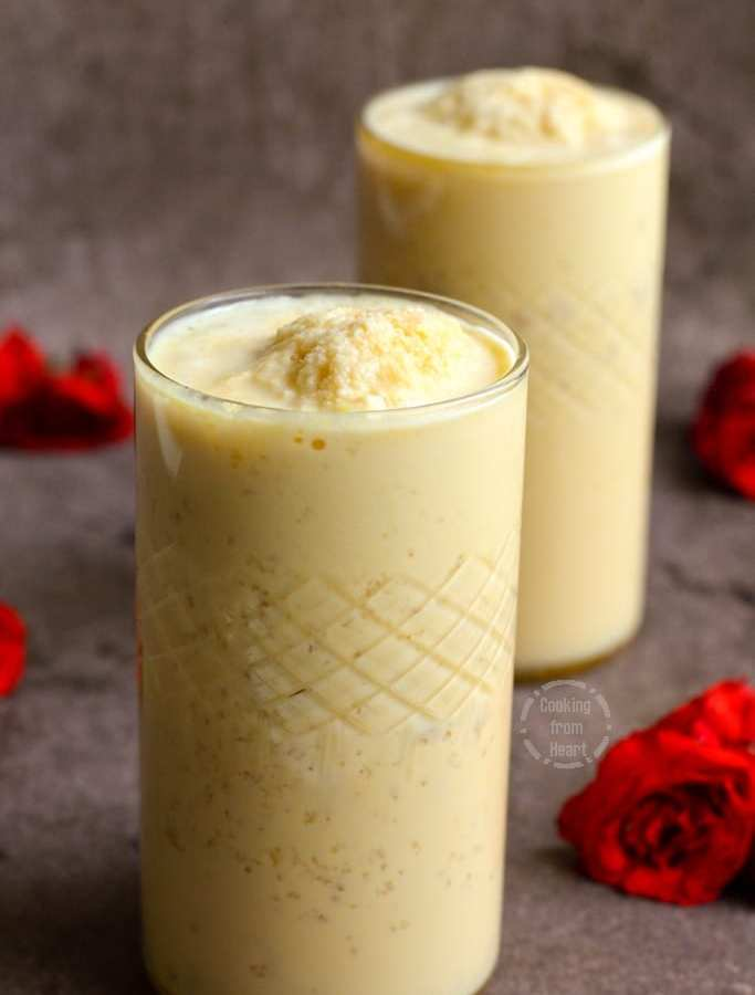 Homemade Jigarthanda | Madurai Special Jil Jil Jigarthanda