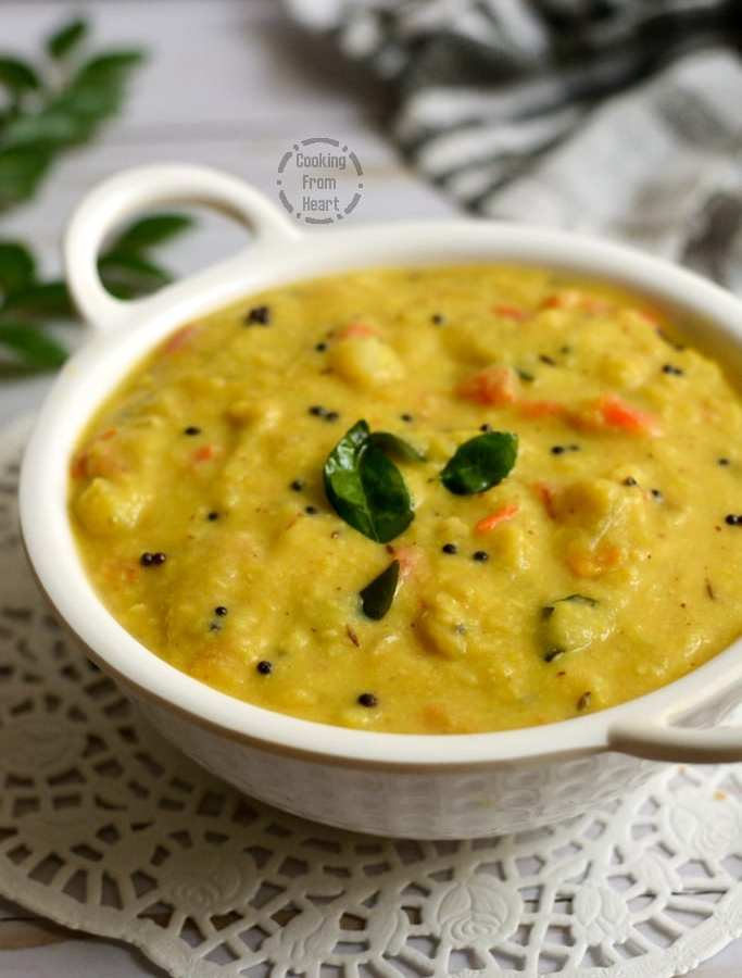 Kumbakonam Kadappa | Kadapa Recipe