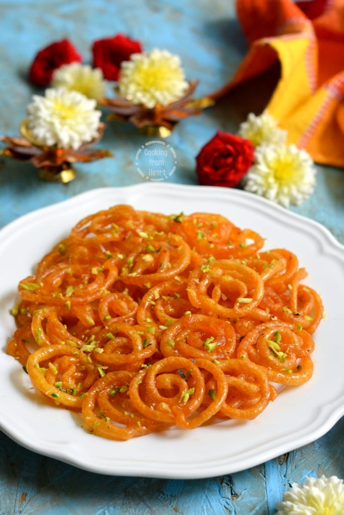 Easy Jalebi Recipe