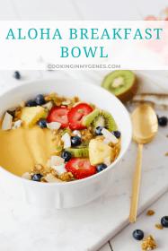 Aloha Breakfast Bowl