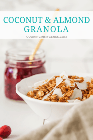 Coconut & Almond Granola