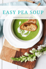 Easy Pea Soup
