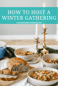 How to Host a Winter Gathering