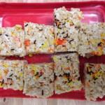 Halloween Themed Rice Crispy Treats
