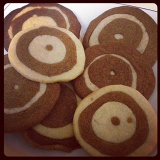Bullseye Cookies