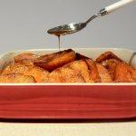 Cinnamon Glazed Sweet Potatoes