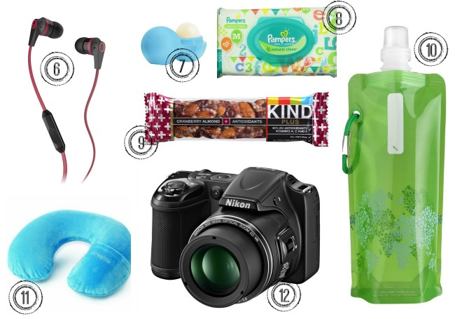 Travel Must Haves 2