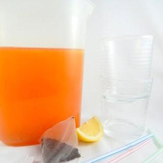 Arnold Palmer (Half Lemonade – Half Iced Tea)