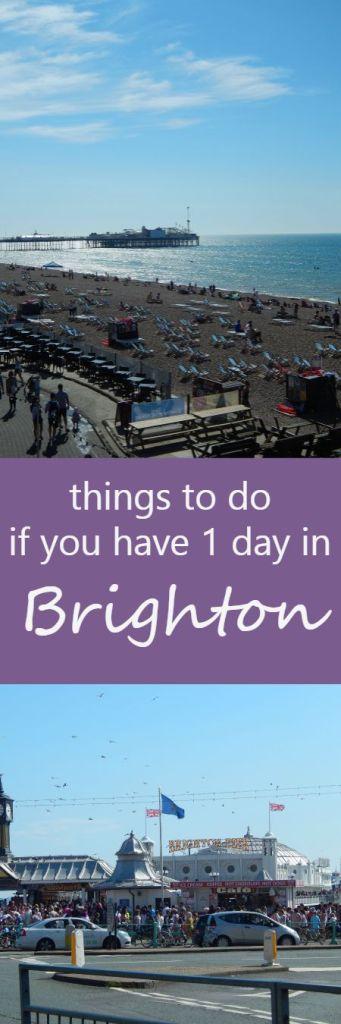 Day Trip To Brighton UK