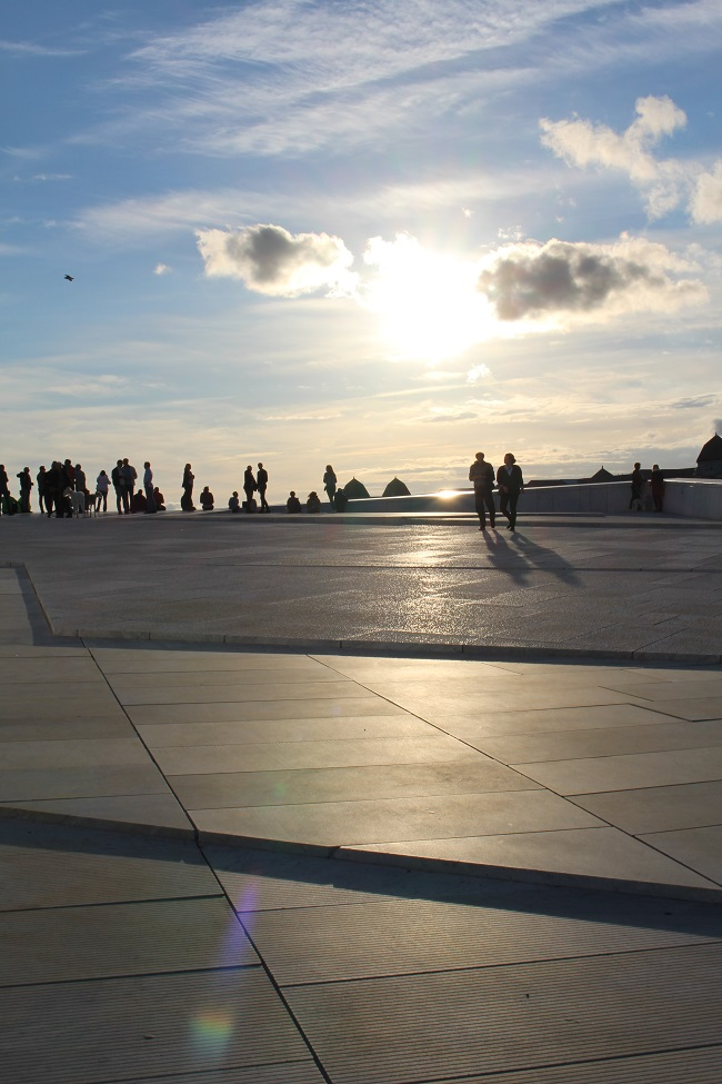 Oslo Opera Roof