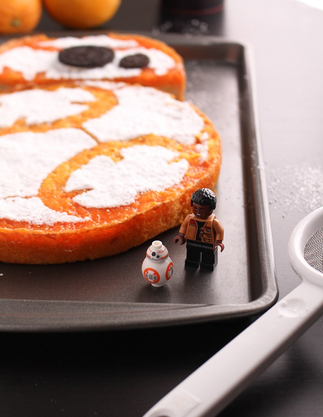 Star Wars BB-8 Orange Bars