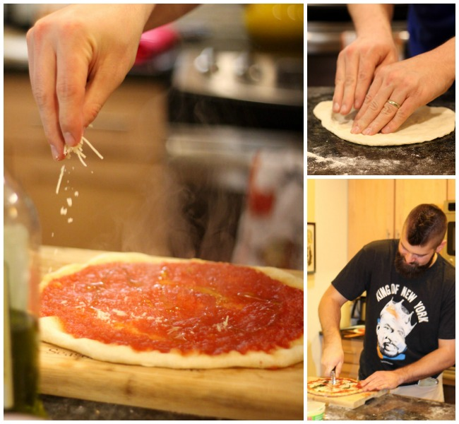 Best Homemade Pizza of Your Life - Prep