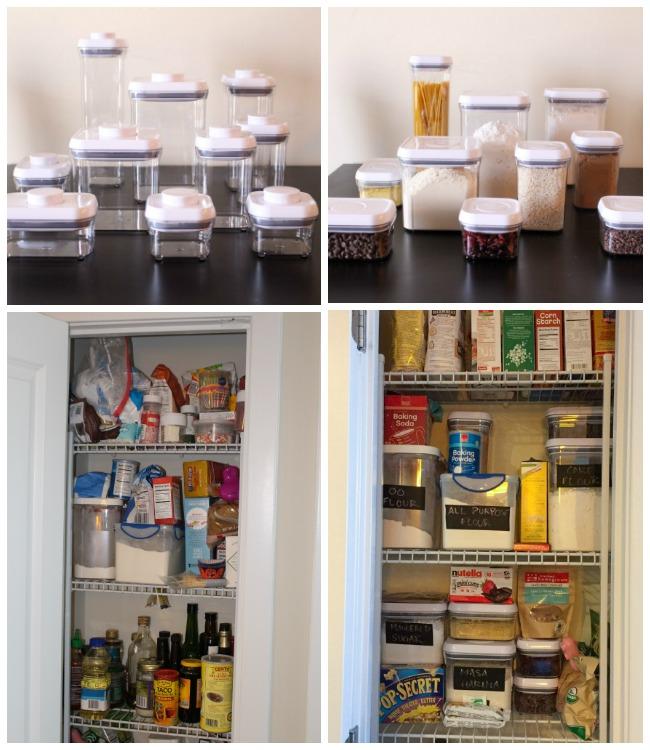 Oxo 10 Piece POP Storage Containers