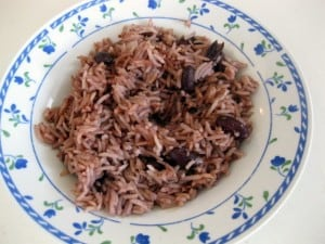 Spanish Rice with Beans