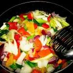 Twenty Minute Dinner Challenge: Tuna Stir-Fry