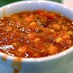 Low-Fat Vegetarian Chili