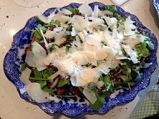 130929 Cameron - Tagliata di manzo - beef salad